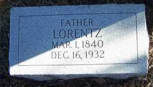 HANSEN, LORENTZ - Washington County, Nebraska | LORENTZ HANSEN - Nebraska Gravestone Photos
