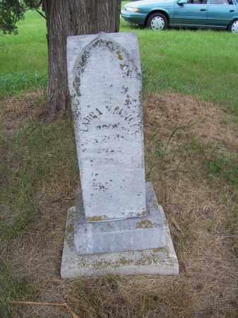 HANSEN, LAURA MALVINE - Washington County, Nebraska | LAURA MALVINE HANSEN - Nebraska Gravestone Photos