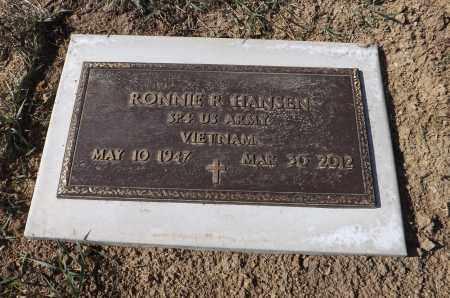 HANSEN, RONNIE R. (MILITARY MARKER) - Washington County, Nebraska | RONNIE R. (MILITARY MARKER) HANSEN - Nebraska Gravestone Photos