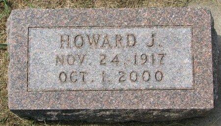 HAPPEL, HOWARD J. - Washington County, Nebraska | HOWARD J. HAPPEL - Nebraska Gravestone Photos