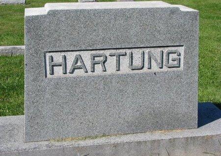 HARTUNG, *FAMILY MONUMENT - Washington County, Nebraska   *FAMILY MONUMENT HARTUNG - Nebraska Gravestone Photos