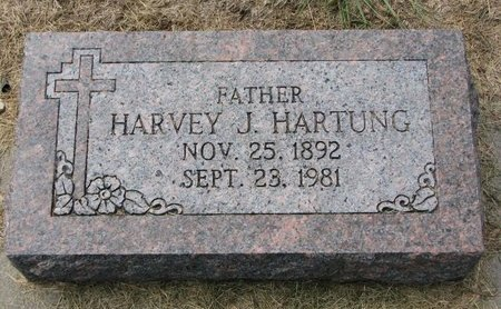 HARTUNG, HARVEY J. - Washington County, Nebraska | HARVEY J. HARTUNG - Nebraska Gravestone Photos