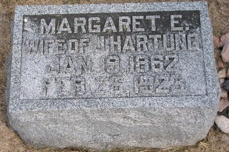 HARTUNG, MARGARET E. - Washington County, Nebraska | MARGARET E. HARTUNG - Nebraska Gravestone Photos