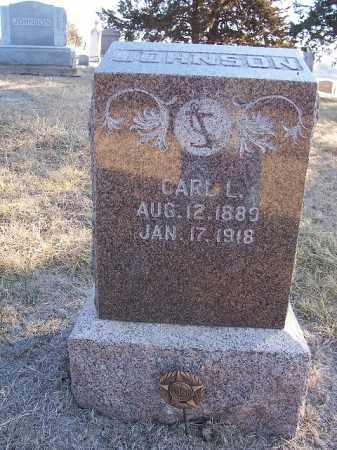 JOHNSON, CARL L. - Washington County, Nebraska | CARL L. JOHNSON - Nebraska Gravestone Photos