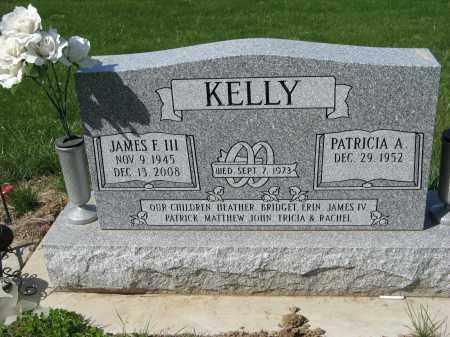 KELLY, JAMES F., III - Washington County, Nebraska | JAMES F., III KELLY - Nebraska Gravestone Photos