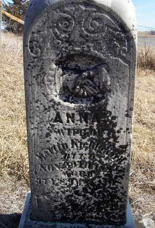CHRISTENSEN KJELDGAARD, ANNA - Washington County, Nebraska | ANNA CHRISTENSEN KJELDGAARD - Nebraska Gravestone Photos