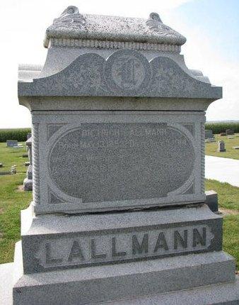RUFF LALLMAN, WIEBKE - Washington County, Nebraska | WIEBKE RUFF LALLMAN - Nebraska Gravestone Photos