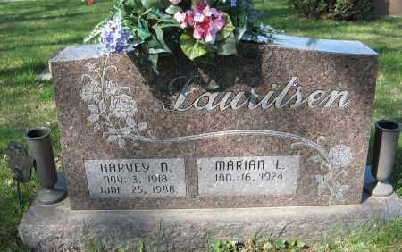 LAURITSEN, MARIAN L. - Washington County, Nebraska | MARIAN L. LAURITSEN - Nebraska Gravestone Photos