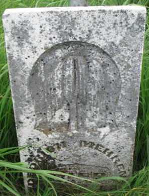 MEHRENS, DEDRICH - Washington County, Nebraska | DEDRICH MEHRENS - Nebraska Gravestone Photos