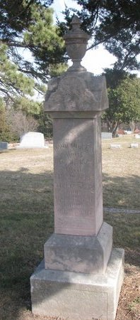 MILLER, JOHN - Washington County, Nebraska | JOHN MILLER - Nebraska Gravestone Photos
