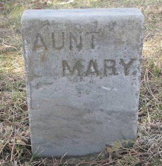 MILLER, MARY - Washington County, Nebraska | MARY MILLER - Nebraska Gravestone Photos