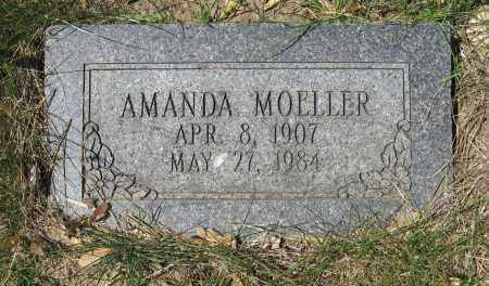 MOELLER, AMANDA - Washington County, Nebraska | AMANDA MOELLER - Nebraska Gravestone Photos