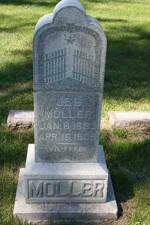 MOLERL, JES - Washington County, Nebraska   JES MOLERL - Nebraska Gravestone Photos