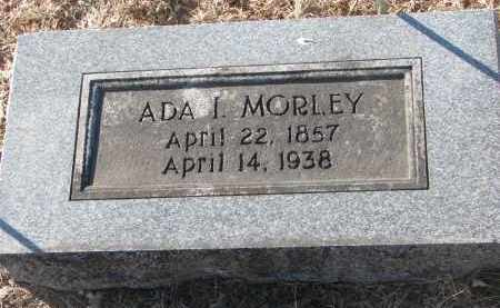 MORLEY, ADA J. - Washington County, Nebraska | ADA J. MORLEY - Nebraska Gravestone Photos
