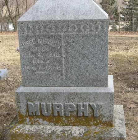 MURPHY, JESSE - Washington County, Nebraska | JESSE MURPHY - Nebraska Gravestone Photos