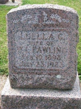 KUSS PAWLING, LUELLA C. - Washington County, Nebraska | LUELLA C. KUSS PAWLING - Nebraska Gravestone Photos