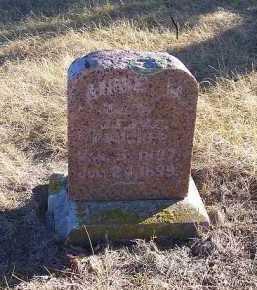 POUCHER, ANNIE M. - Washington County, Nebraska   ANNIE M. POUCHER - Nebraska Gravestone Photos