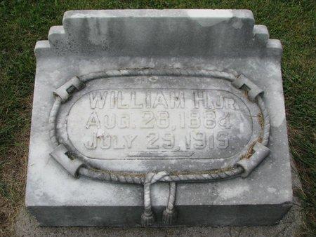 SCHUTT, WILLIAM H. JR. - Washington County, Nebraska | WILLIAM H. JR. SCHUTT - Nebraska Gravestone Photos