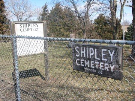 *SHIPLEY, ENTRANCE - Washington County, Nebraska | ENTRANCE *SHIPLEY - Nebraska Gravestone Photos