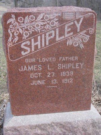 SHIPLEY, JAMES L. - Washington County, Nebraska | JAMES L. SHIPLEY - Nebraska Gravestone Photos