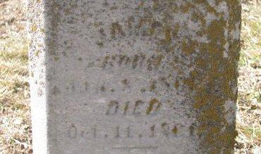 SHIPLEY, JAMES (CLOSE UP) - Washington County, Nebraska | JAMES (CLOSE UP) SHIPLEY - Nebraska Gravestone Photos