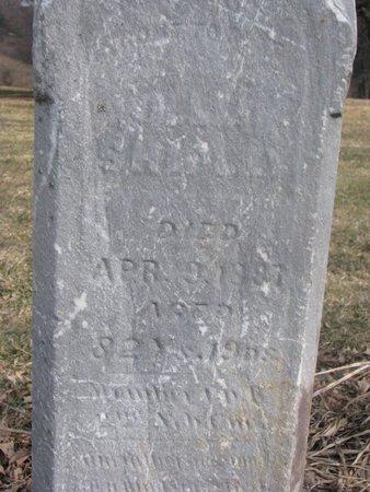 SHIPLEY, WILLIAM A. (CLOSE UP) - Washington County, Nebraska   WILLIAM A. (CLOSE UP) SHIPLEY - Nebraska Gravestone Photos