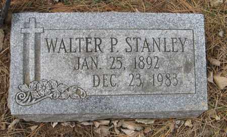 STANLEY, WALTER P. - Washington County, Nebraska | WALTER P. STANLEY - Nebraska Gravestone Photos