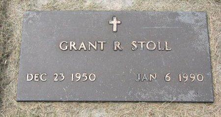 STOLL, GRANT R. - Washington County, Nebraska   GRANT R. STOLL - Nebraska Gravestone Photos