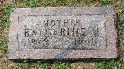 STUENKEL, KATHERINE M. - Washington County, Nebraska | KATHERINE M. STUENKEL - Nebraska Gravestone Photos