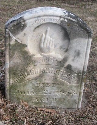 WOOLSEY, RICHARD M. - Washington County, Nebraska | RICHARD M. WOOLSEY - Nebraska Gravestone Photos