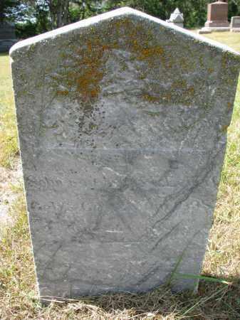 ECKERT, JOHN - Wayne County, Nebraska | JOHN ECKERT - Nebraska Gravestone Photos