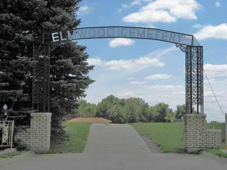 *ELMWOOD CEM, CARROLL NE, ENTRANCE - Wayne County, Nebraska | ENTRANCE *ELMWOOD CEM, CARROLL NE - Nebraska Gravestone Photos