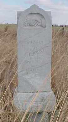 GILFERT, SOPHIA - Wayne County, Nebraska | SOPHIA GILFERT - Nebraska Gravestone Photos
