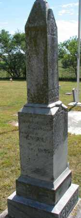 GNIRK, CHARLOTTE CHRISTINA - Wayne County, Nebraska | CHARLOTTE CHRISTINA GNIRK - Nebraska Gravestone Photos