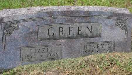 GREEN, HENRY C. - Wayne County, Nebraska | HENRY C. GREEN - Nebraska Gravestone Photos
