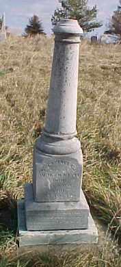 HUNT, CLARENCE E. - Wayne County, Nebraska   CLARENCE E. HUNT - Nebraska Gravestone Photos