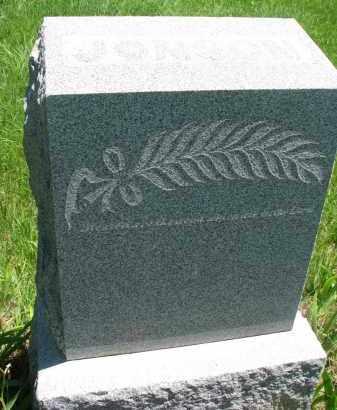 JONSON, FAMILY STONE - Wayne County, Nebraska | FAMILY STONE JONSON - Nebraska Gravestone Photos