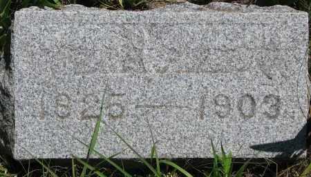 JONSON, FORS O. - Wayne County, Nebraska   FORS O. JONSON - Nebraska Gravestone Photos