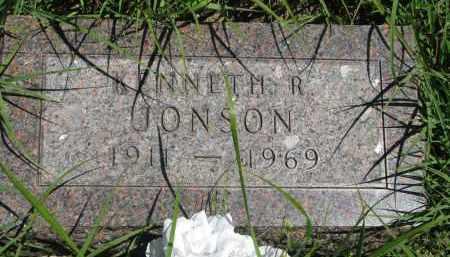 JONSON, KENNETH R. - Wayne County, Nebraska   KENNETH R. JONSON - Nebraska Gravestone Photos