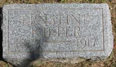 KIEPER, ERNSTINE - Wayne County, Nebraska | ERNSTINE KIEPER - Nebraska Gravestone Photos