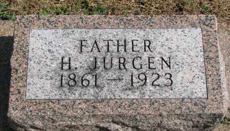 LUEDERS, H. JURGEN - Wayne County, Nebraska | H. JURGEN LUEDERS - Nebraska Gravestone Photos