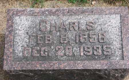 MILLER, CHARLS - Wayne County, Nebraska | CHARLS MILLER - Nebraska Gravestone Photos