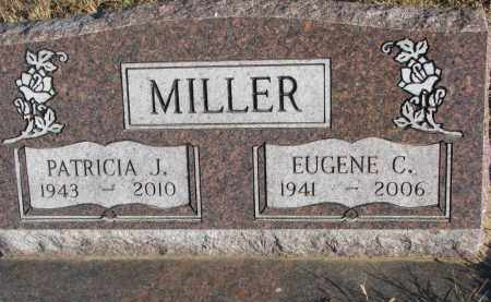 MILLER, EUGENE C. - Wayne County, Nebraska | EUGENE C. MILLER - Nebraska Gravestone Photos