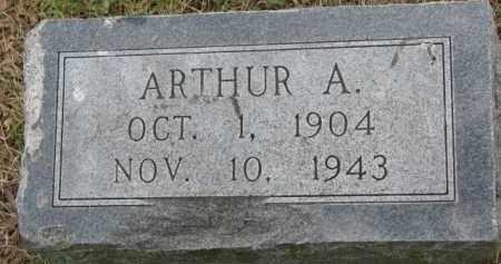 NOERENBERG, ARTHUR A. - Wayne County, Nebraska   ARTHUR A. NOERENBERG - Nebraska Gravestone Photos