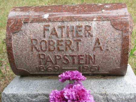 PAPSTEIN, ROBERT A. - Wayne County, Nebraska | ROBERT A. PAPSTEIN - Nebraska Gravestone Photos