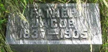 REICHERT, JACOB - Wayne County, Nebraska   JACOB REICHERT - Nebraska Gravestone Photos