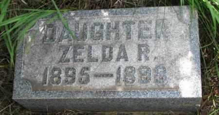 REICHERT, ZELDA R. - Wayne County, Nebraska | ZELDA R. REICHERT - Nebraska Gravestone Photos
