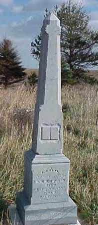 RICHARDSON, MAUD - Wayne County, Nebraska   MAUD RICHARDSON - Nebraska Gravestone Photos