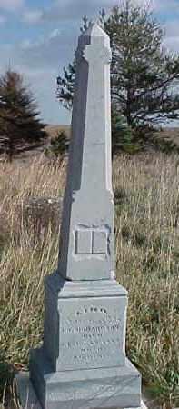 RICHARDSON, MAUD - Wayne County, Nebraska | MAUD RICHARDSON - Nebraska Gravestone Photos
