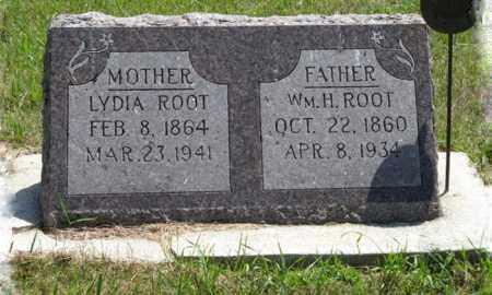 ROOT, WM. H. - Wayne County, Nebraska   WM. H. ROOT - Nebraska Gravestone Photos